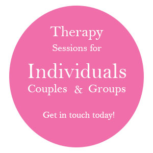 Therapy sessions available for individuals, couples and groups